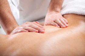 Massage homepage